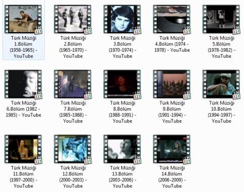 Türk Müziği Videoları