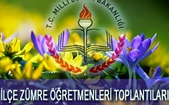2014-2015 Ortaokul Müzik İlçe Zümresi
