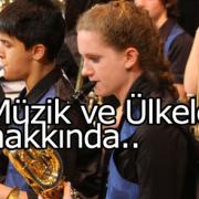 Ülkeler ve Müzik Eğitimi