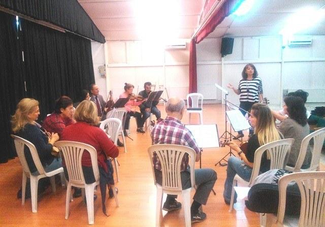 Müzed Orkestrası 2015-2016 çalışmalarına başladı 1