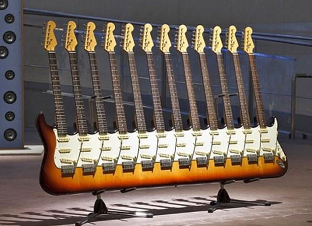 12 Saplı Gitar
