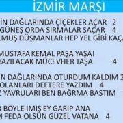İzmir Marşı (Altyapı) 3