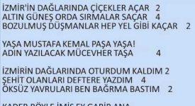 İzmir Marşı (Altyapı) 5