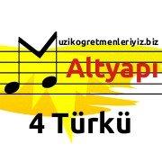 4 Türkü (Altyapı) 1