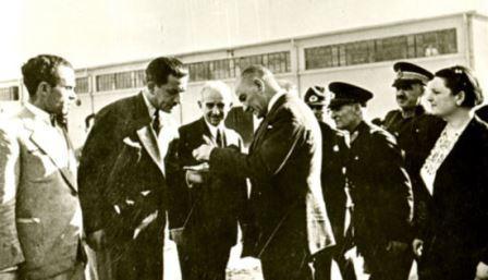 Atatürk'ün Açtığı Müzik Kurumları (Slayt) 1