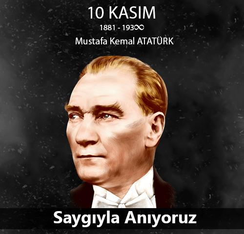 10 Kasım Atatürk Haftası 1