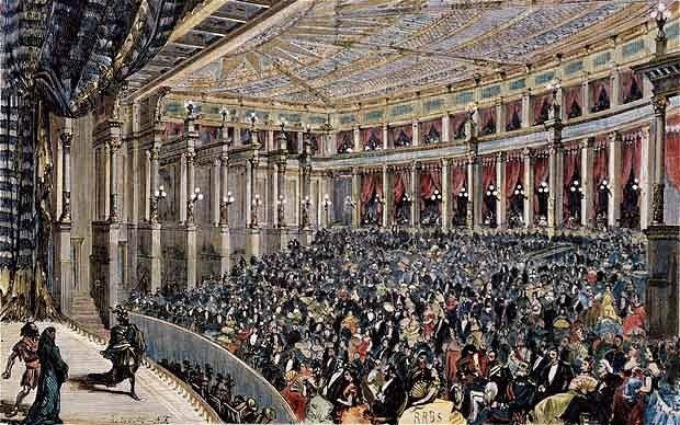 Operanın Doğuşu ve İlk Opera 1
