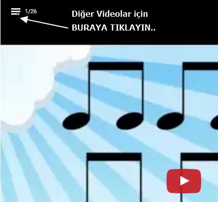 Diğer videolar