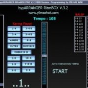 byyARRANGER Ritimbox USB 2015 + Chord Dem Ses USB Versiyon 1