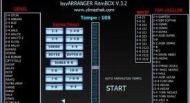 byyARRANGER Ritimbox USB 2015 + Chord Dem Ses USB Versiyon 5