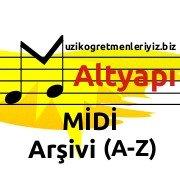 Midi Arşivi (A-Z) 1
