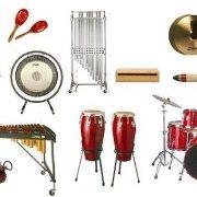 Çeşitli çalgı resimleri