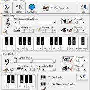 Elektronik Piyano 1