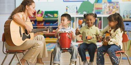 Müzik Derslerine Müzik Öğretmenleri girmeli 1