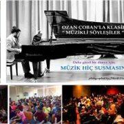 Ozan Çoban'la Klasik Müzikli Söyleşiler 6