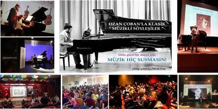 Ozan Çoban'la Klasik Müzikli Söyleşiler 1
