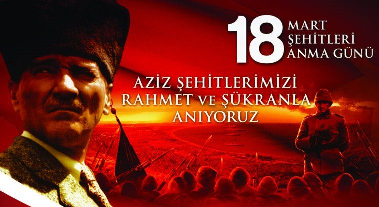 18 Mart Çanakkale 1