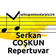 Repertuvar Notalarım (Serkan Coşkun) 1