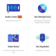 Ses ve Video Düzenleyiciler (Online) 4