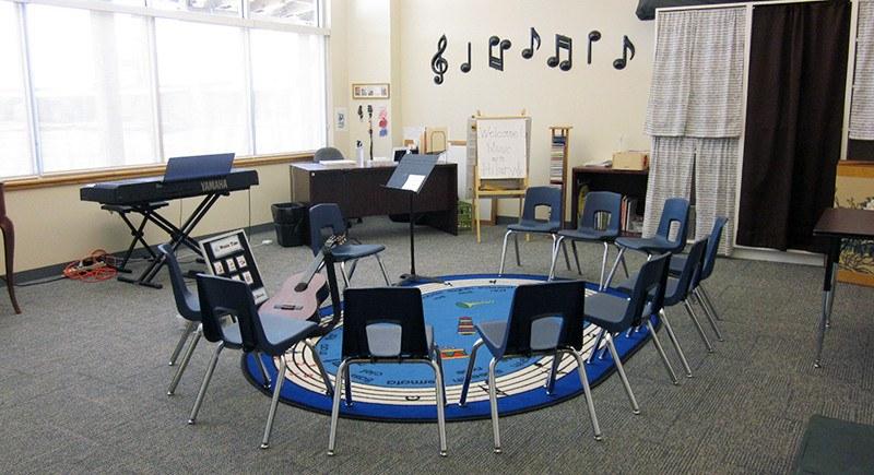 Müzik sınıfınız olsun ister misiniz? 1