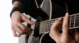 Gitarda Bir Oktavlık Gamlar ve Arpejler 3