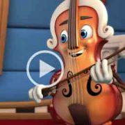 Mozart - Alla Turca (Çizgi Film) 1