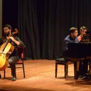 """Güzel Sanatlar Enstitüsü'nden """"Viyolonsel ve Piyano Resitali"""" 2"""