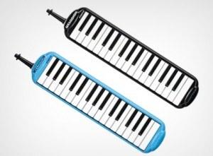 Melodika için çift sesli basit alıştırmalar 1