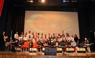 THM Korosu'ndan Cumhuriyet Konseri 1