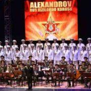 Kızıl Ordu Korosu sustu 3