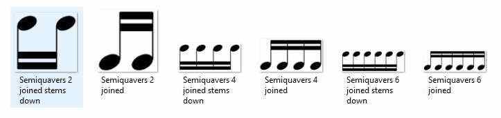 Müzik Notasyon Kütüphanesi 4