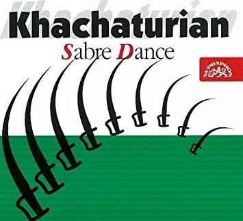 Khachaturian Sabre Dance 1