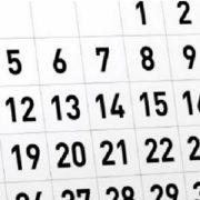 2017–2018 Eğitim Öğretim Yılı MEB Çalışma Takvimi ve İş Takvimi 4