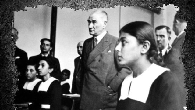 Atatürk'ün sanatçı kişiliğinin sanata ve sanatçıya bakışına etkileri 4