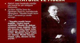 Atatürk'ün sanatçı kişiliğinin sanata ve sanatçıya bakışına etkileri 2
