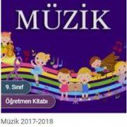 Müzik 9. Sınıf Öğretmen Kılavuz Kitap 4