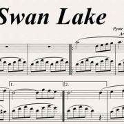 Kuğu Gölü (Swan Lake) Piyano eşlik 4