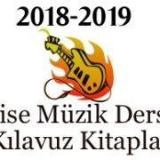 2018-2019 Lise Müzik Dersi Kılavuz Kitaplar 1