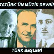Müzik Panosu İçin Türk Besteciler 3