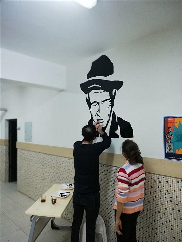 Sanat Sokağı (Proje) 1