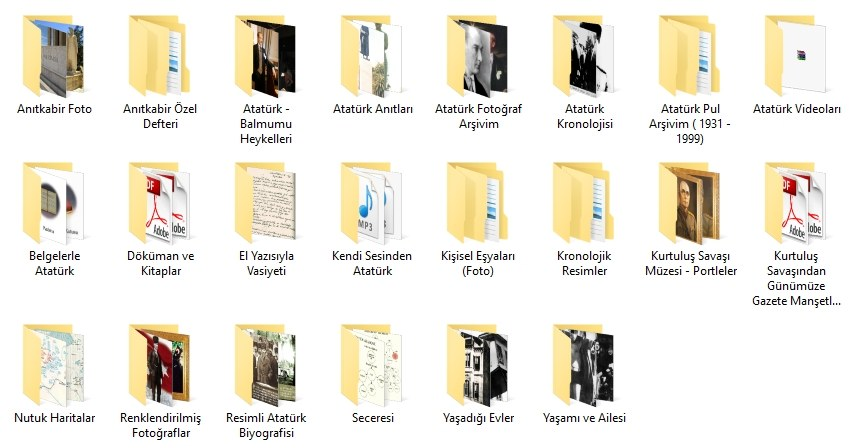 Özel Atatürk Arşivi 3