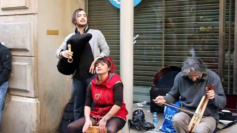 Sokak Müzisyenliği nedir? 1