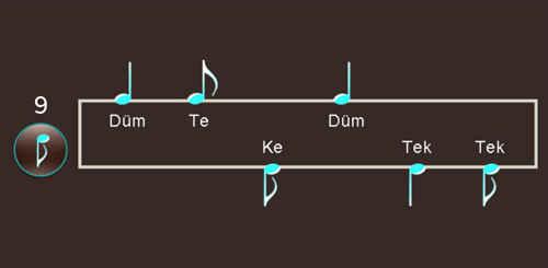 Türk Müziğinde Usuller Animasyonu 1