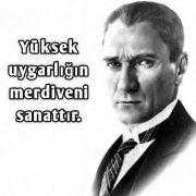 Atatürk ve Sanat 8